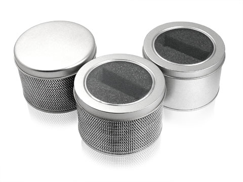 Metal cans made of tinplate